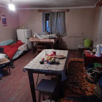 where we slept, overnight 11-12 Oct 14