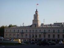 Parliament, Tbilisi, 13 Oct 14