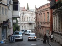 old town, Tbilisi, 13 Oct 14