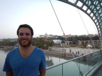 Bridge of Peace, Tbilisi, 13 Oct 14