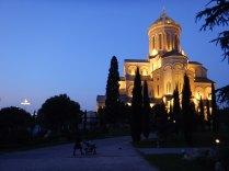 Sameba Cathedral, Tbilisi, 13 Oct 14