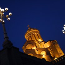 Sameba Cathedral, Tbilisi, 13 Oct 14