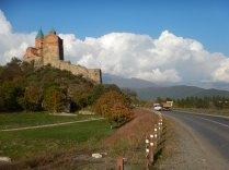 Back to Georgian castles, 16 Oct 14