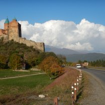 Back to Georgian castles, 16 Oct 14