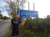 Azeri border! 17 Oct 14
