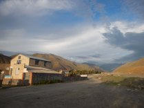 House on the hills, 18 Oct 14