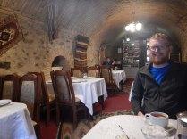 Caravanserai in Sheki - rest stop on the Silk Road, 19 Oct 14