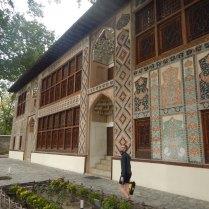 Sheki Palace, 19 Oct 14