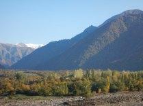 Snowcapped Caucasus, 21 Oct 14