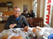 Azeri cay cafe, 21 Oct 14