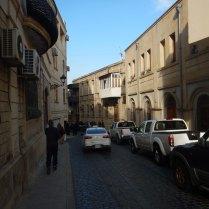 Baku Old Town, 23 Oct 14