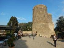 Maiden's Tower, Baku, 23 Oct 14