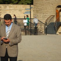 Baku, 23 Oct 14