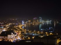 Baku by night, 23 Oct 14