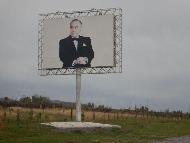 Aliyev. Heydar Aliyev.
