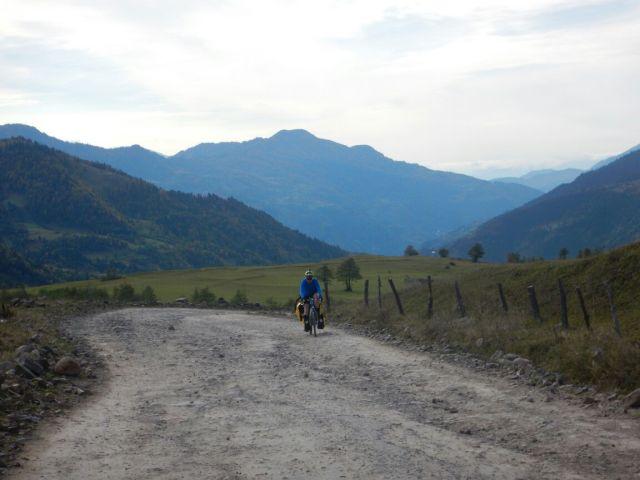 The slow climb