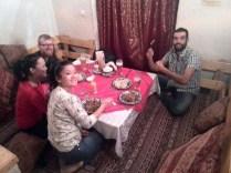 Last meal before the desert, 1 Nov 14