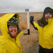 1000km marker, 5 Nov 14