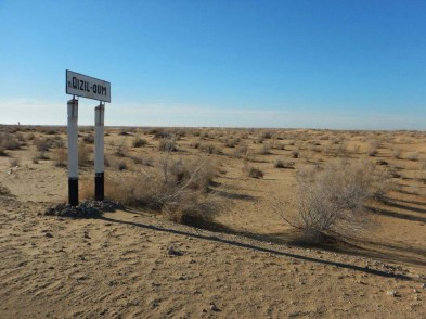 Kyzyl Kum desert, 10 Nov 14