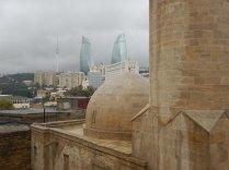 Baku old and new, 26 Oct 14