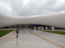 Heydar Aliyev Museum, Baku, 26 Oct 14