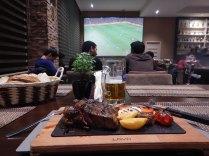 Askar's sports pub, 26 Oct 14