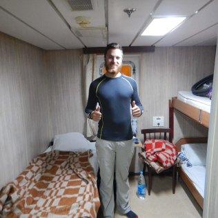 Onboard Prof Gul, 29 Oct 14