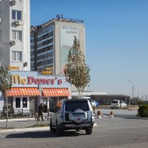McDoner's, Aktau, 31 Oct 14