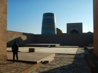 The Khan's pad in Khiva