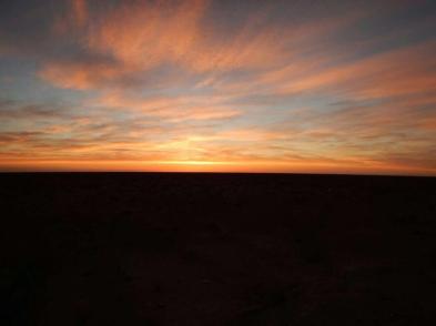 Another desert sunset, 12 Nov 14