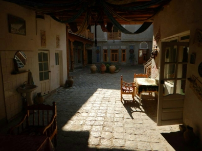 Our Bukhara caravanserai, 14 Nov 14