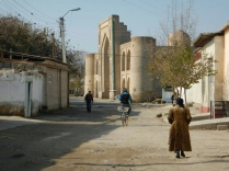 Bukhara new and old, 14 Nov 14