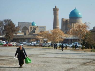 Bukhara, 14 Nov 14