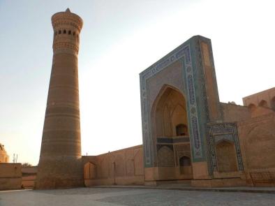 Kalyan minaret, Bukhara, 14 Nov 14