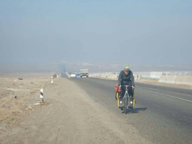 Back in the desert, 15 Nov 14