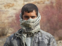 Afghan portrait, 10 Dec 14
