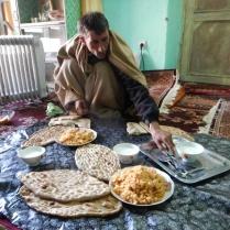 Our Afghan host near Ishkashim, 14 Dec 14