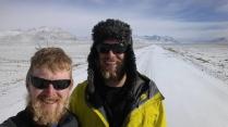 On the Pamir plateau, 21 Dec 14