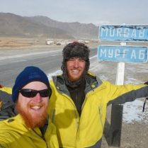 Arriving in Murghab, 22 Dec 14