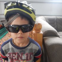 Ready to ride, 6 Nov 14