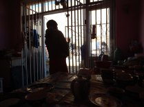 Breakfast, Khiva, 9 Nov 14