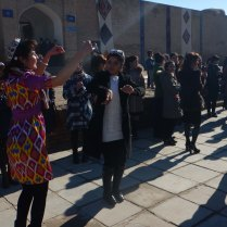 Uzbek dances on National Youth Day, Khiva, 9 Nov 14