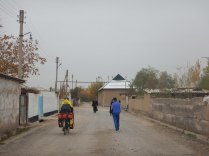 Border village in Uzbekistan, 19 Nov 14