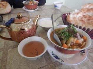 A Tajik lagman, 20 Nov 14