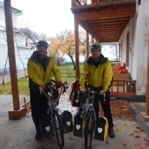 Starting out from Dushanbe, 27 Nov 14
