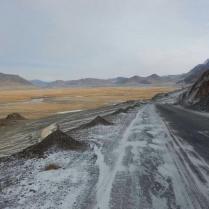Into the plain: Murghab, 22 Dec 14