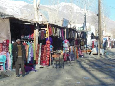 Ishkashim bazaar, 15 Dec 14