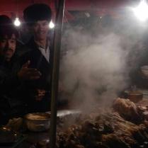 Kashgar night market, 2 Jan 2015