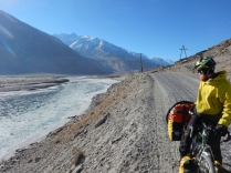 Panj by the Wakhan Valley, 16 Dec 14