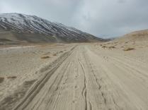 Deep sand to Khargush, 19 Dec 14
